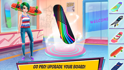 City Skater Board Master screenshot 3
