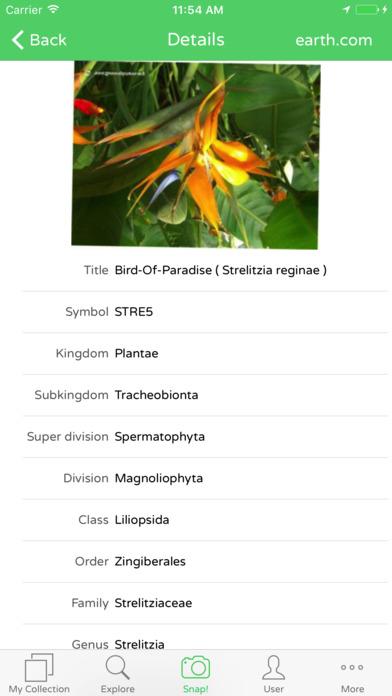 PlantSnap - Identify plants in a snap! screenshot #2