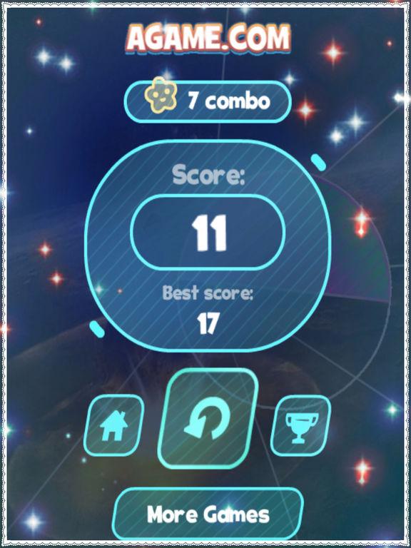 Space Falling Crush Ball screenshot 8
