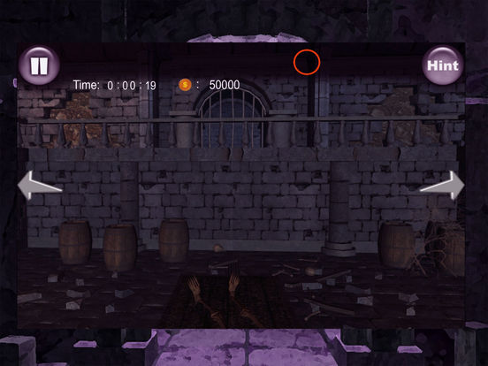 Escape! Horror old temple!! screenshot 7