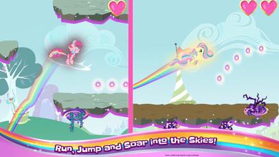 My Little Pony Rainbow Runners screenshot 1
