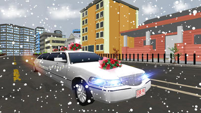 Limo Wedding Transport with Luxurious Parking screenshot 3