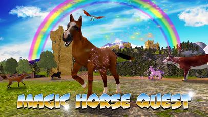Magic Horse Quest Full screenshot 1