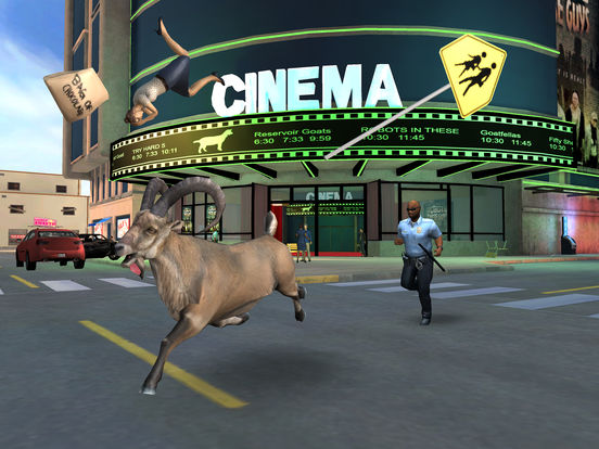 Goat Simulator PAYDAY screenshot 9