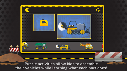 Tonka: Trucks Around Town screenshot 5