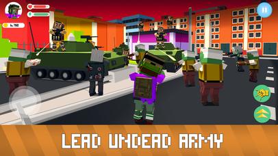 Blocky Zombie Simulator Full screenshot 3