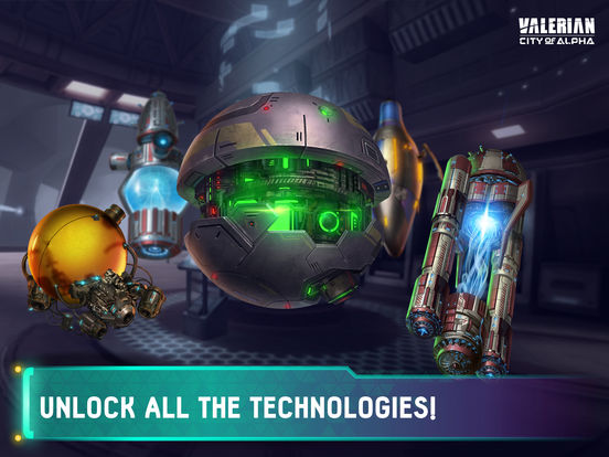 Valerian: City of Alpha screenshot 9