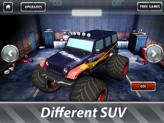 Extreme Military Offroad Full screenshot 6