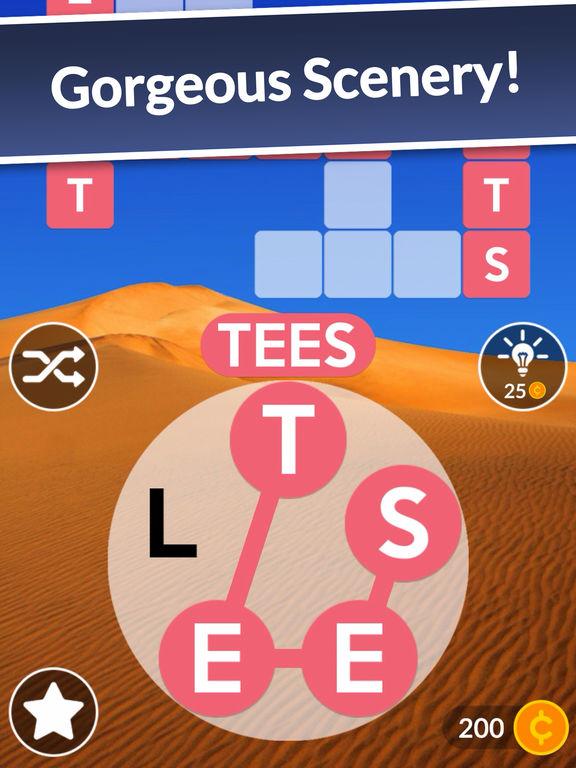 Wordscapes screenshot 9