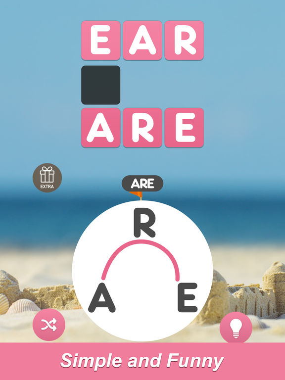 Word Crossy - A crossword game screenshot 8
