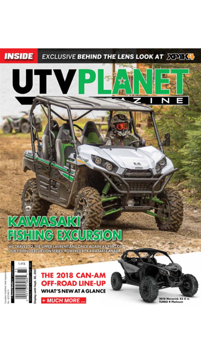 UTV Planet Magazine screenshot 1