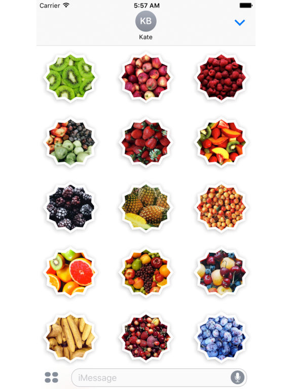 Beautiful fruits screenshot 4