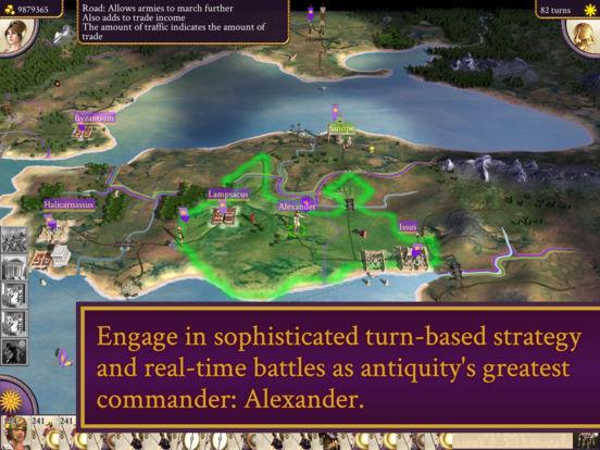ROME: Total War - Alexander screenshot 11
