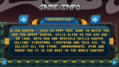 Alien Hunter ® screenshot 5