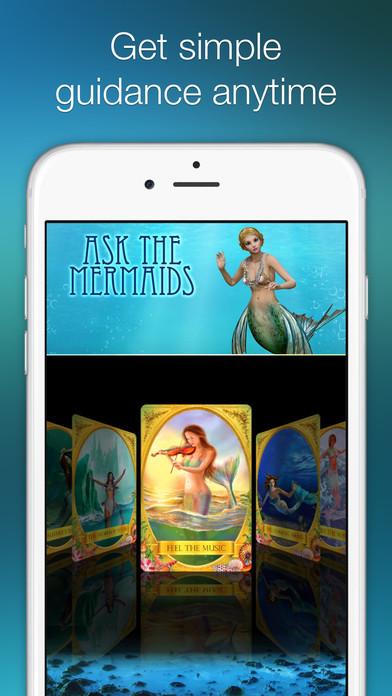 Ask the Mermaids Oracle Cards screenshot 3