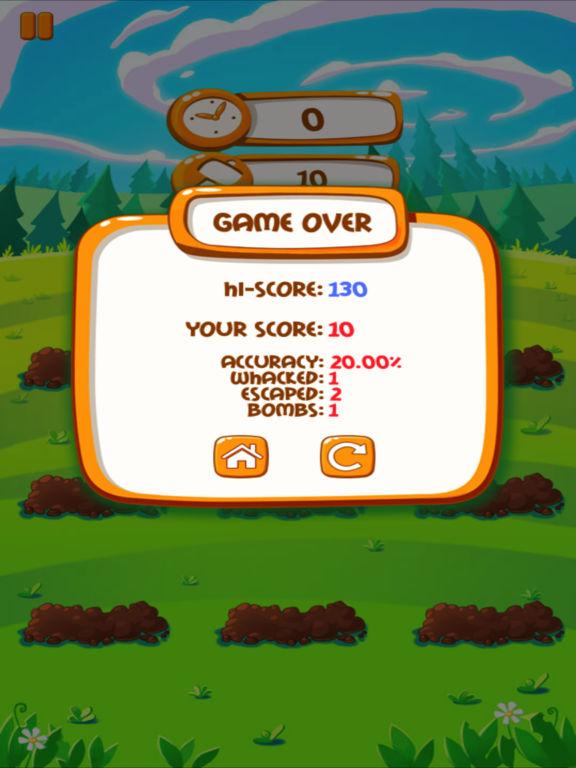 Whack A Mole ® screenshot 10