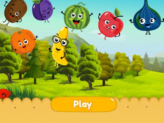 My Colouring Book - Fun Fruit Sketch Pad Game screenshot 3
