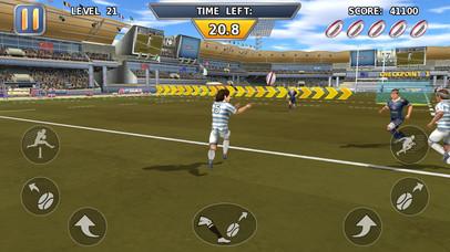 Rugby: Hard Runner screenshot 2