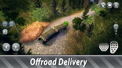 Sawmill Trucks Simulator Full screenshot 2