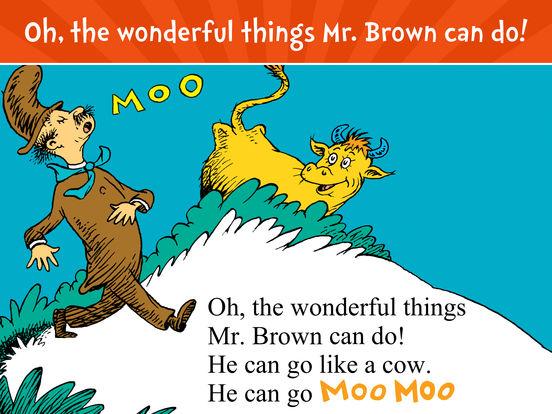 Mr. Brown Can Moo! Can You? screenshot 6