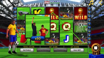 Football Slot Machine screenshot 1