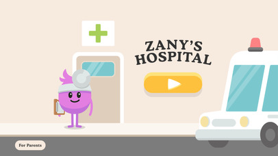 Dumb Ways JR Zany's Hospital screenshot 5