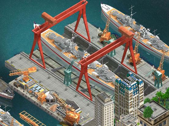Shipyard City™ screenshot 7