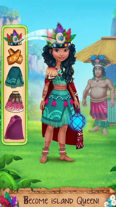 Island Princess Magic Quest screenshot 2