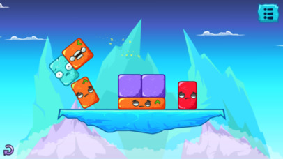 Icesters Trouble screenshot 1
