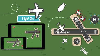 Flight Sim ® screenshot 1
