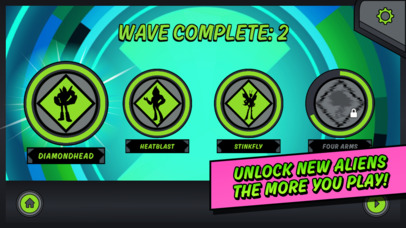 Ben 10: Alien Experience screenshot 5