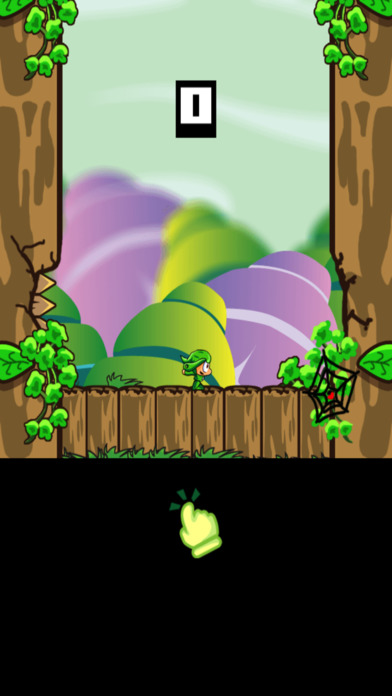 Leaves Boy screenshot 3