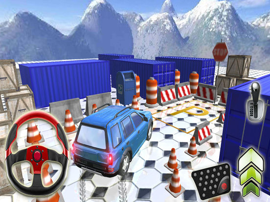 Extreme Prado City Parking Simulator screenshot 6