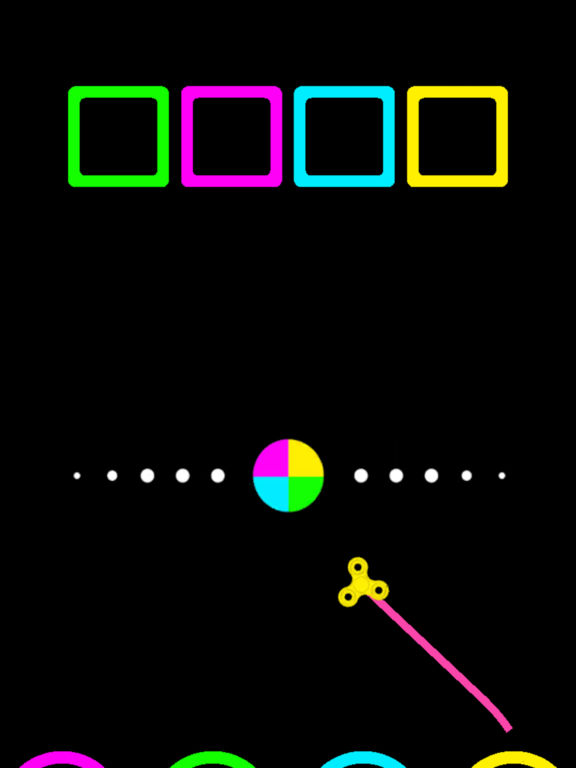 Color Fidget Race screenshot 9