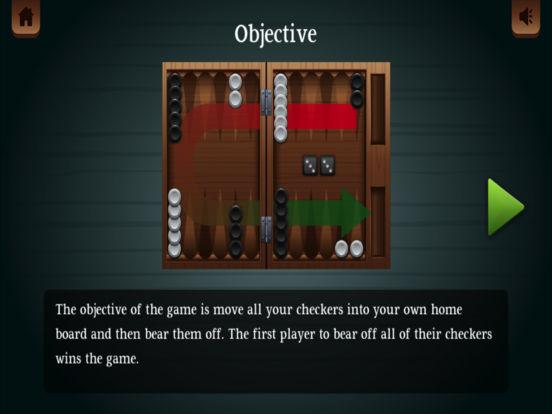 Backgammon ® screenshot 7
