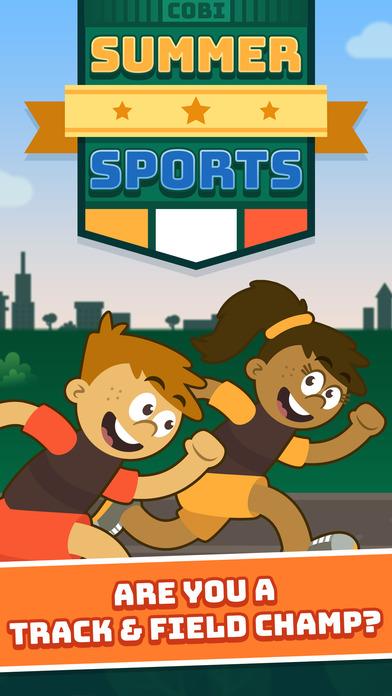 Cobi Summer Sports screenshot 1