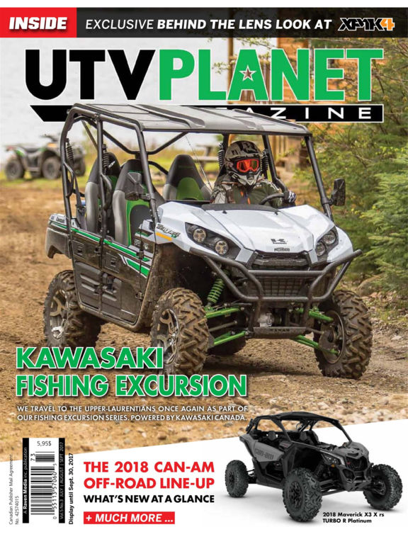 UTV Planet Magazine screenshot 6