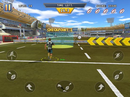 Rugby: Hard Runner screenshot 10