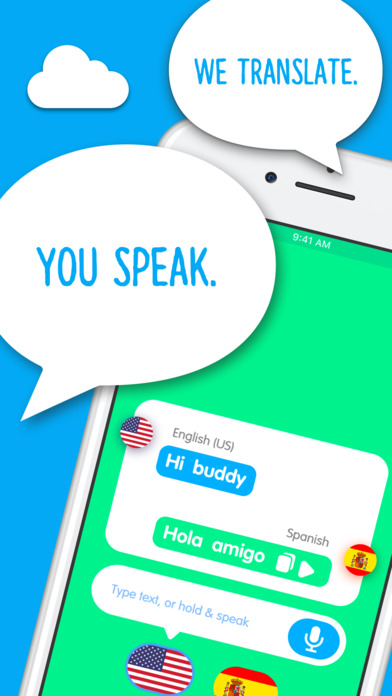 Voice to Voice Translator — Speak the Globe | Apps | 148Apps