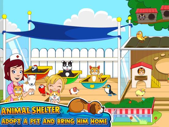 My Town : Pets screenshot 10
