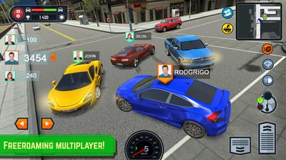 Car Driving School Simulator screenshot 2