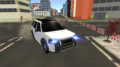 City Prado Car Driving with Racing Games screenshot 3
