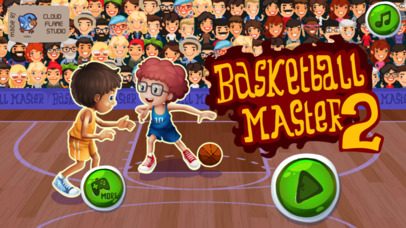 Basketball Master 2 screenshot 1