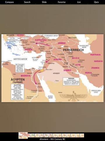 Ancient Orient Historical Maps screenshot 8