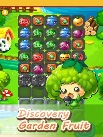 Move Fruit Splash - Match-3 Edition screenshot 5