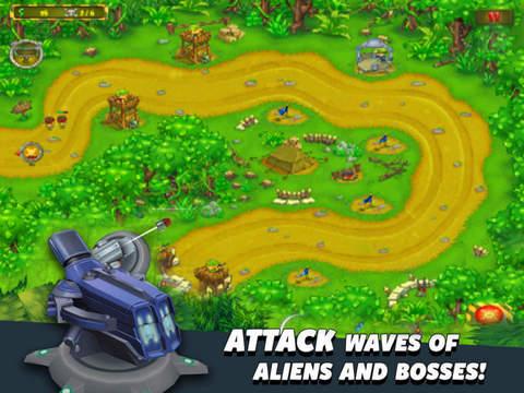Defense Town: Heroes Fighter World screenshot 5