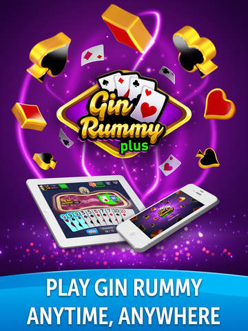 Gin Rummy Plus - Card Game screenshot 10