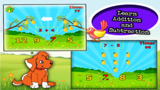 Maths age 3-9 screenshot 2