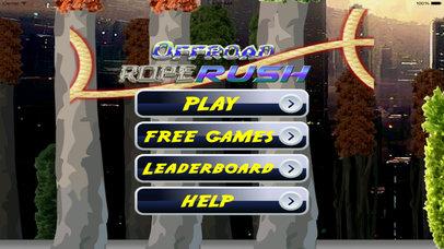 A Offroad Rope Rush PRO - A Xtreme Swing Champion screenshot 1