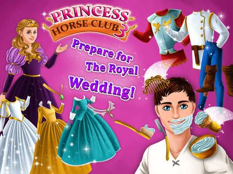 Princess Horse Club 3 - No Ads screenshot 8